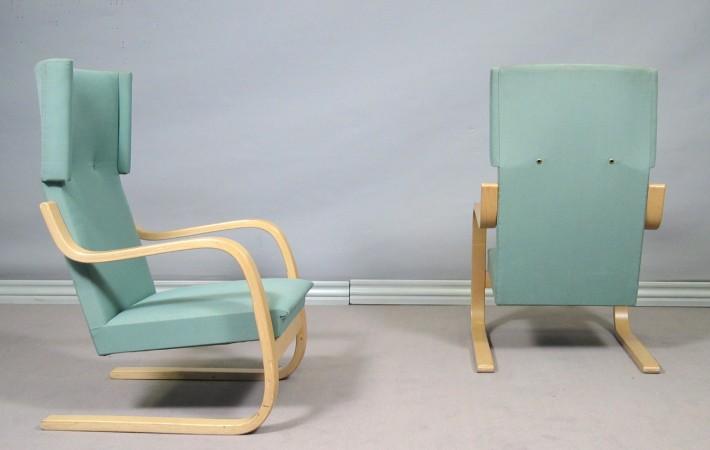 Alvar Aalto Easy Armchair
