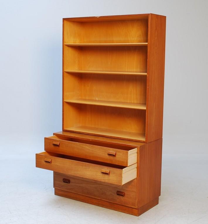 borge mogensen bookcase